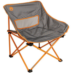 Coleman Kickback Breeze Chair, orange